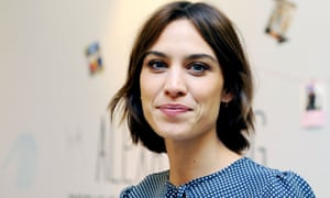 02fc5e43a257 Alexa Chung at the launch of M amp S s Archive by Alexa collection.