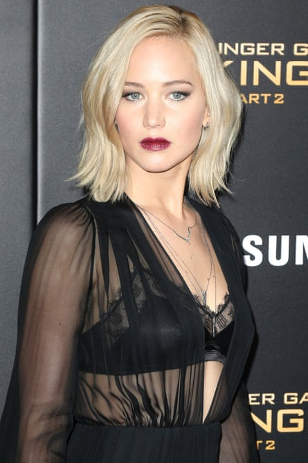 Jennifer Lawrence was said to 'not give a fuck' about falling at the Oscars. But she later confessed: 'It was one of the most embarrassing moments of my entire life ... I cried.'