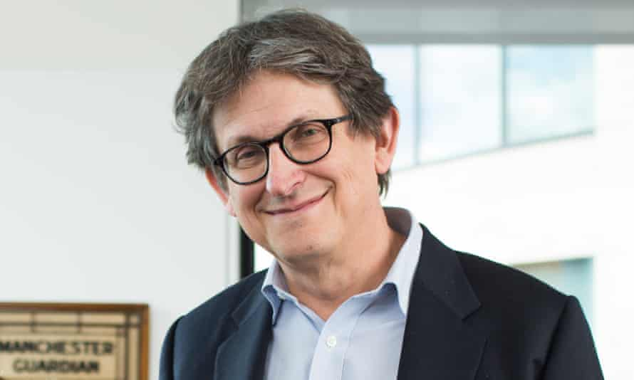 Alan Rusbridger on his last day as editor of the Guardian.