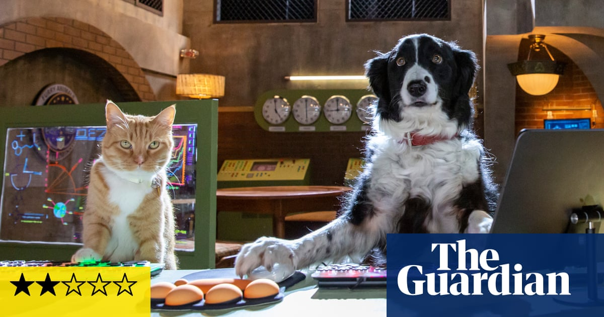 Cats & Dogs: Paws Unite! review – unfunny third instalment of the pet-centric yarn