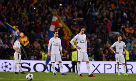 PSG face tall order to lift Europe's top prize in face of French club's poor record | Paul Doyle