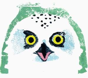 Mick Manning's owl