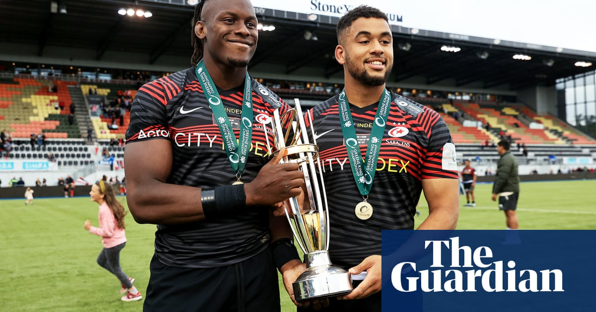 Saracens take no prisoners to seal escape from Championship purgatory