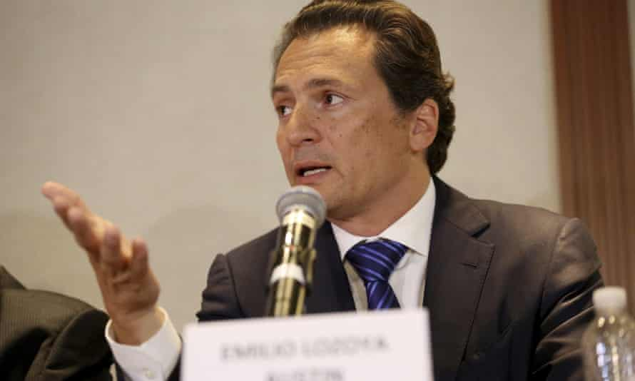 Emilio Lozoya, former head of Mexico's state-owned oil company Pemex, was extradited from Spain in July on his own corruption charges.