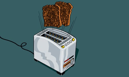 'There's enough to worry about today without having to wonder if your toaster is plotting against you.'