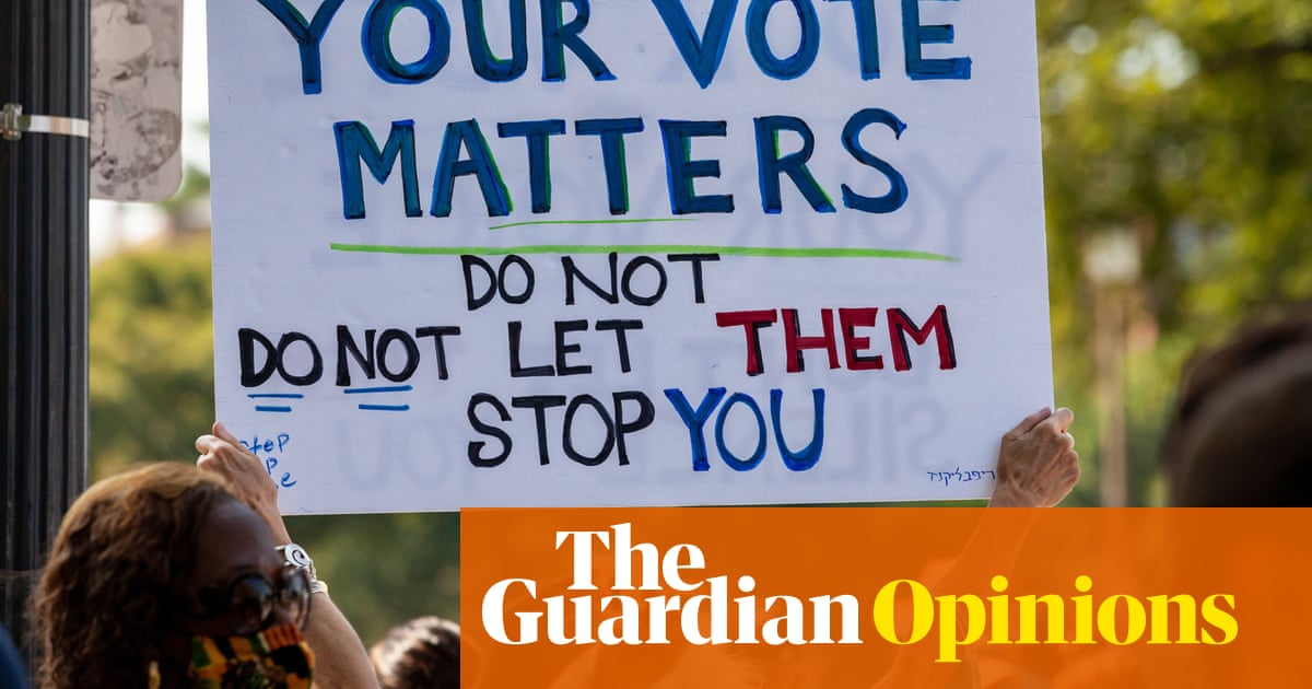 Congress has a massive voting rights bill in its grasp. It must pass it, now