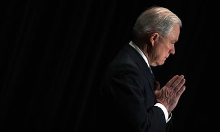 Jeff Sessions said: 'I would cite you to the Apostle Paul and his clear and wise command in Romans 13 to obey the laws of the government.'