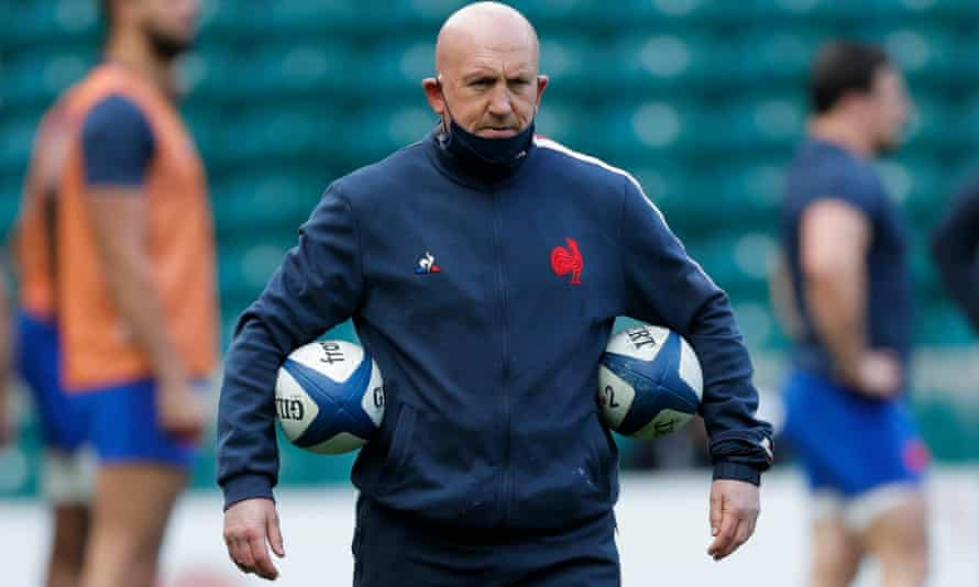 Shaun Edwards has made an impact as France's defence coach