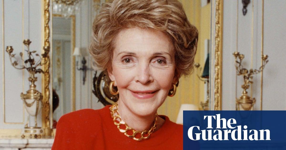 The Guardian Profile Nancy Reagan World News The Guardian