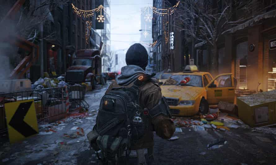 The Division is a loot-based game – the aim is to kill computer-controlled enemies and take their equipment