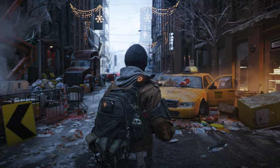 Ubisoft's role-playing shooter The Division wouldn't be as much fun if players followed Nafeez Ahmed's advice and stayed rural.