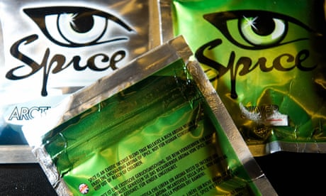 How spice, 'the zombie drug', is devastating communities