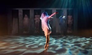 Ballet Ireland's Giselle.