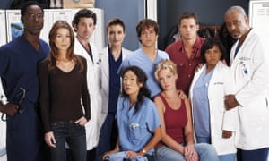 Bargh found that even TV shows such as Grey's Anatomy that tried to show black and white characters of equal status still contained unconscious racial bias towards the white characters, according to a study of viewers.
