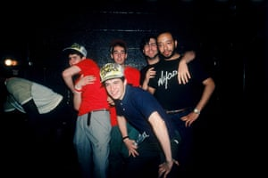 Beastie Boys, Rick Rubin and Russell Simmons