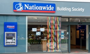 A Nationwide branch in Slough, Berkshire.