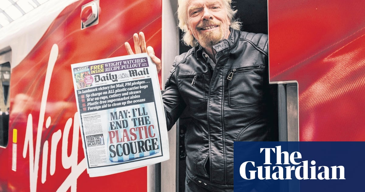 Morality's Richard Branson v the Daily Mail – unfortunately, we've got to  pick a side