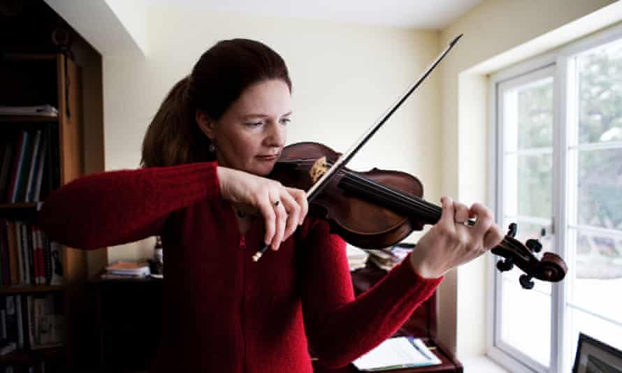'If you're not moved by what you're playing, the audience will not be moved either.' Rachel Podger.