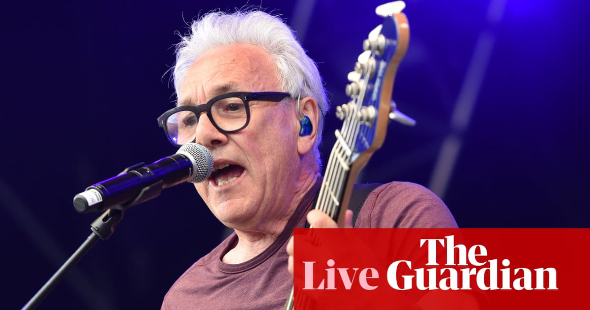 Trevor Horn on Grace Jones, smoking with Malcolm McLaren, and why video didnt kill the radio star
