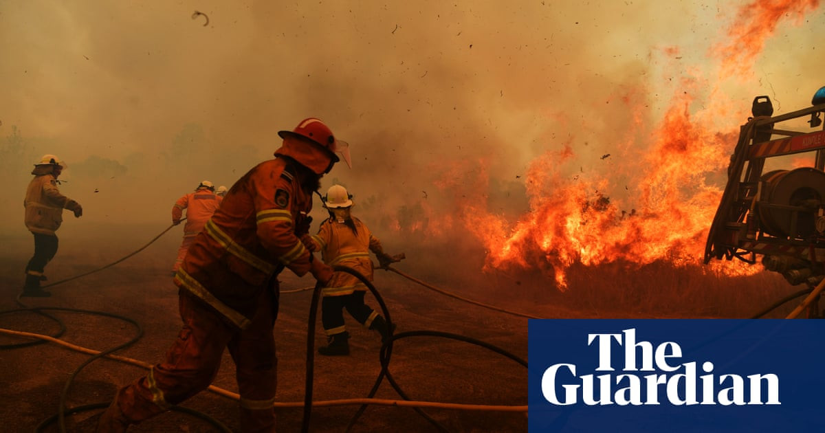 Nsw And Qld Fires Teenager Accused Of Lighting Destructive Bushfire Near Yeppoon Bushfires The Guardian