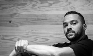Jesse Williams photographed on the upper level at Union, a highly influential men's clothing boutique in Los Angeles. Williams, best known for his role in Grey's Anatomy, was once a teacher and now leverages his fame to bring attention to social issues.