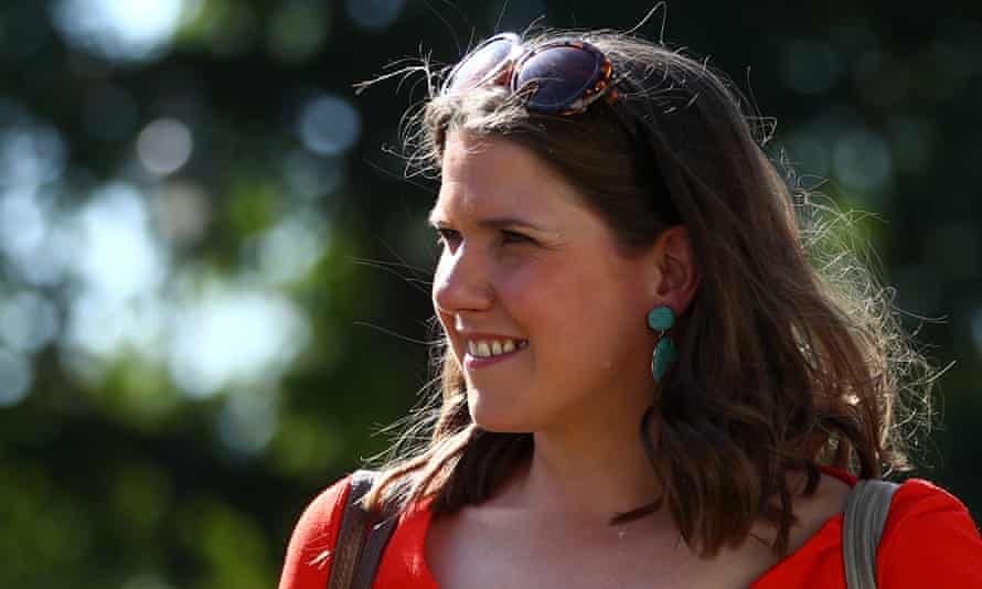 Lib Dem leader Jo Swinson says the party was a moderating influence on the Tories.