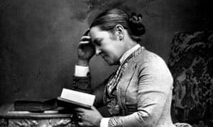 Elizabeth Garret Anderson … first English woman to qualify as a doctor.