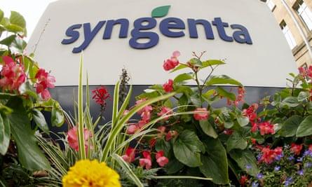 The Swiss headquarters of Syngenta
