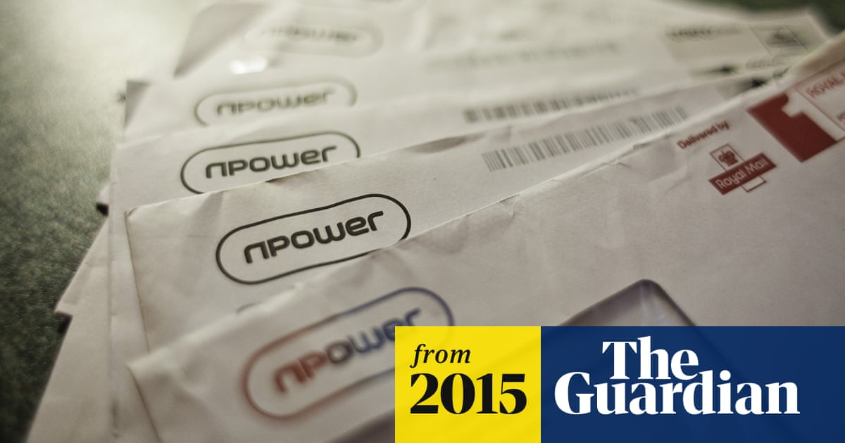 Npower ordered to pay £26m fine over billing and customer service