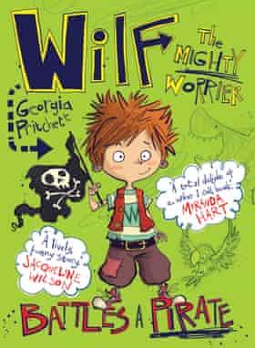Wilf Battles a Pirate by Georgia Pritchett