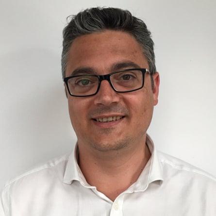 Teacher José Picardo