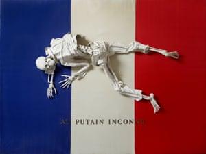 Michel Journiac, Hommage au Putain Inconnu, 1973