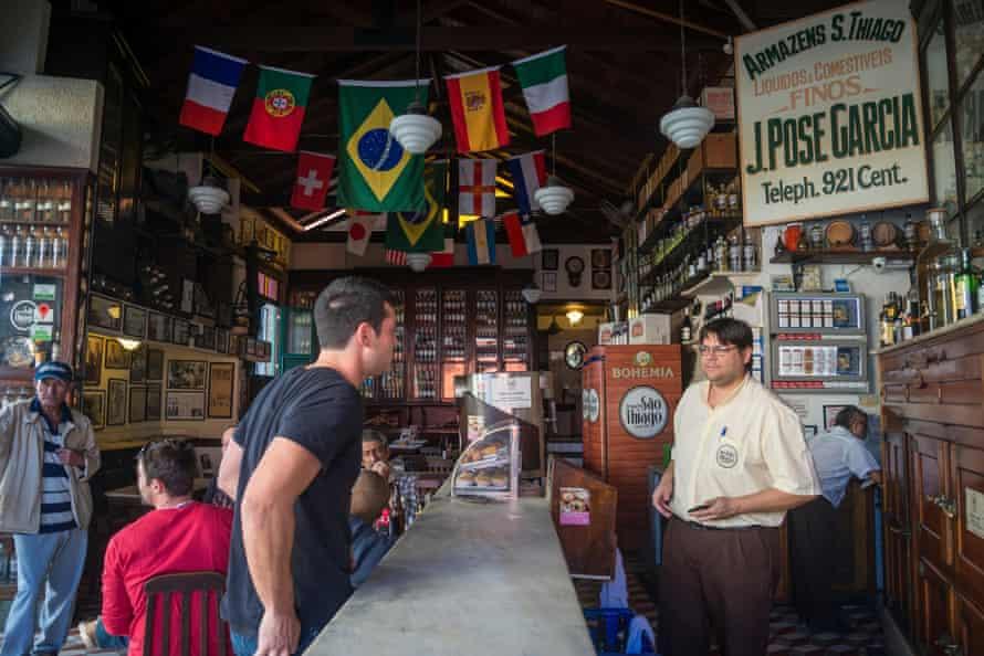 Armazem Sao Thiago or Bar do Gomez, Santa Teresa neighbourhood, Rio de Janeiro