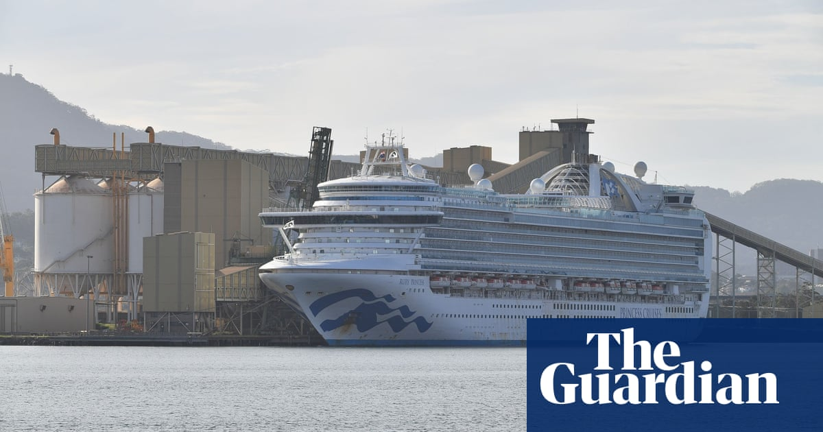 All Ruby Princess crew to be tested for Covid-19 within 48 hours – The Guardian