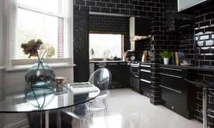 Tiles with style: the kitchen.