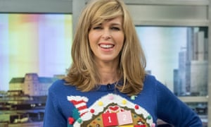 Kate Garraway, on the Good Morning Britain TV show.