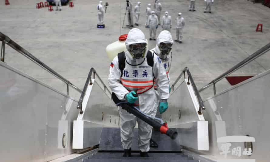 Taiwan has only had one death from coronavirus, having taken quick and aggressive action to contain the outbreak.