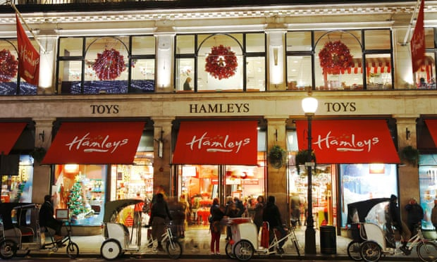 Reliance to acquire British toy-maker Hamleys for Rs 620 crore  Read more at: //economictimes.indiatimes.com/articleshow/69256149.cms?utm_source=contentofinterest&utm_medium=text&utm_campaign=cppst