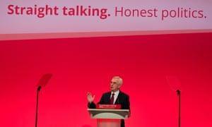 John McDonnell told party activists in Brighton that austerity was a 'political choice not an economic necessity'.