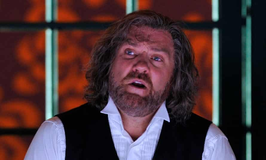 Presence … newly knighted Sir Bryn Terfel will sing Die Meistersinger at the Royal Opera.
