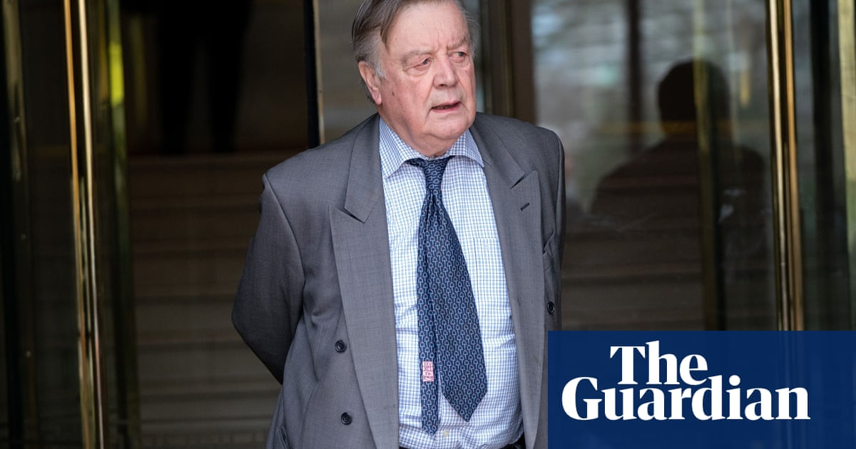 Ken Clarke says he was not responsible for blood products during scandal