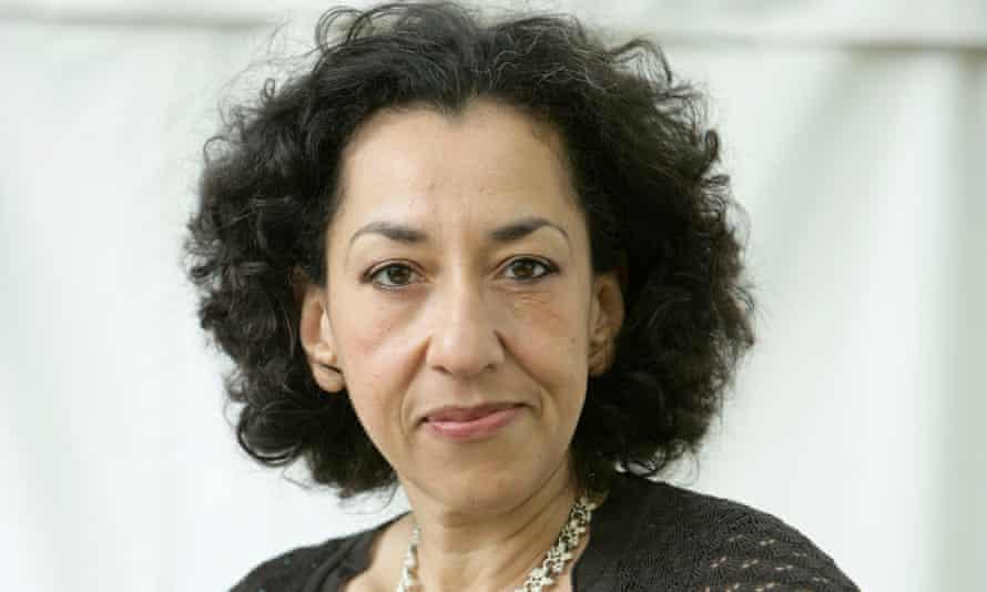 The novelist, Andrea Levy