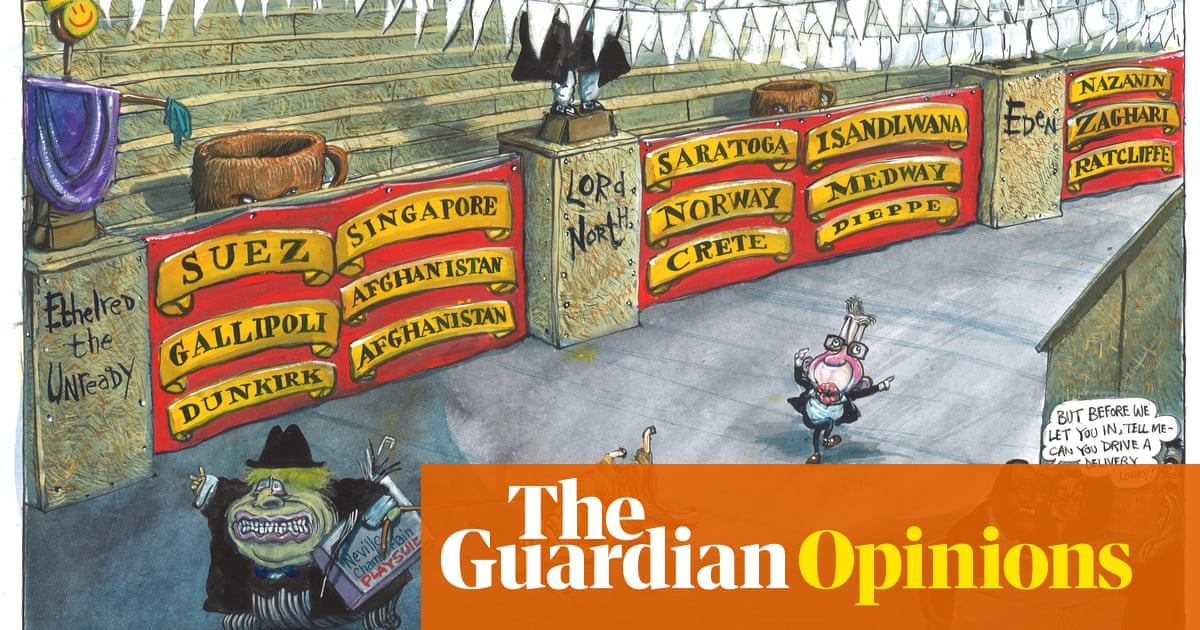 Martin Rowson on the UK's retreat from Afghanistan – cartoon