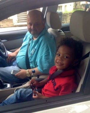 Readers raised enough money for a car for Peter and his son, Gabriel.