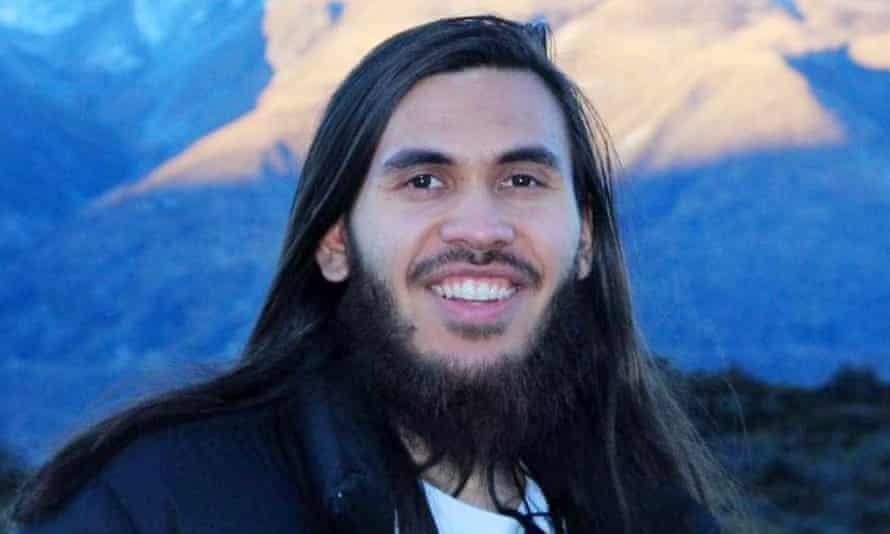 Former Cashmere High School student Tariq Omar, 24.