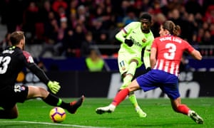 atlético madrid 1 1 barcelona as it happened football the guardian