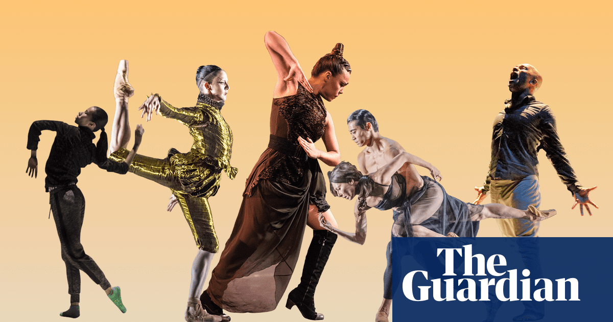 The Best Dance Of The 21st Century Stage The Guardian
