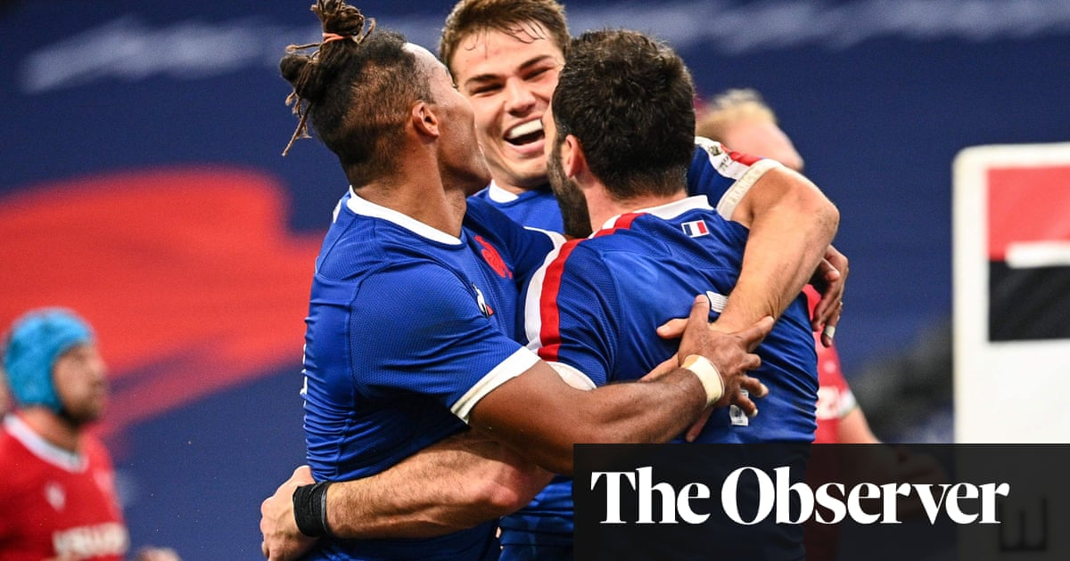 Jones admits need for improvement after France leave Wales beaten again