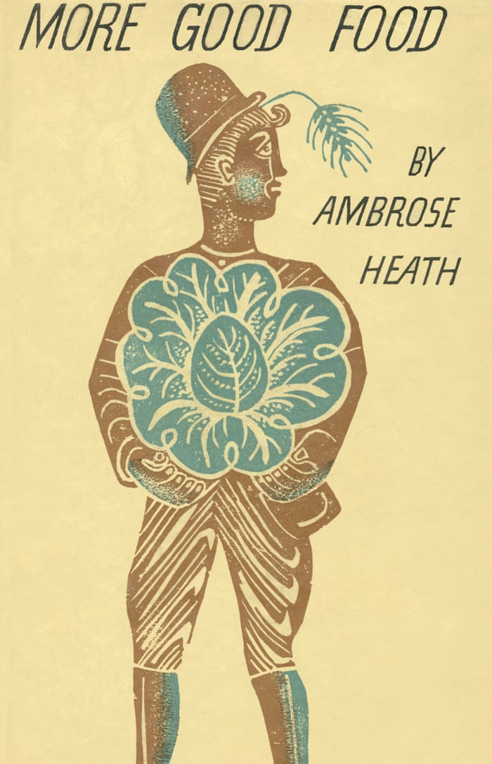 Vintage cookbook jackets by Edward Bawden – in pictures | Art and ...