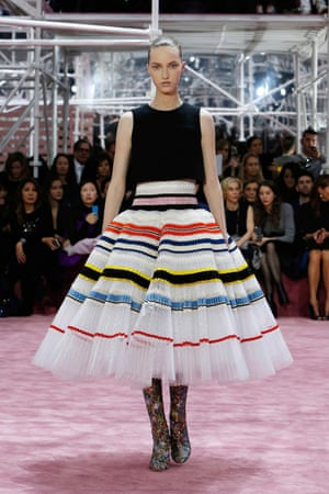 4bc66f5d51a House of Dior  70 years of Christian Dior collections – in pictures ...